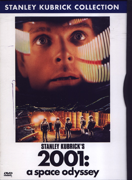 "Cover of DVD edition of ""2001"""