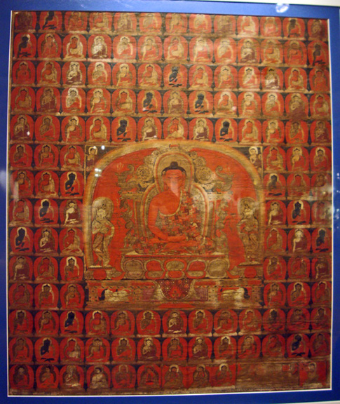 Thangka of Amitabha