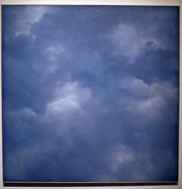 Clouds by Richter
