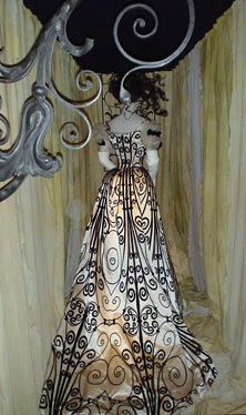 Charles Frederick Worth dress