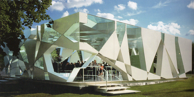 Serpentine Pavilion by Ito