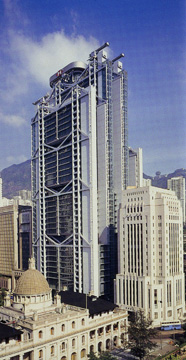 Hongkong and Shanghai Bank, Hong Kong