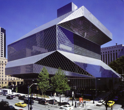 Seattle Public Library by OMA and LMN