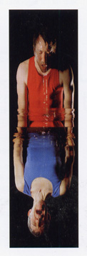 """Surrender"" by Bill Viola"