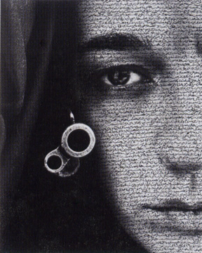 """Speechless"" by Shirin Neshat"