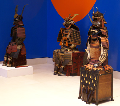 Samurai suits of armor