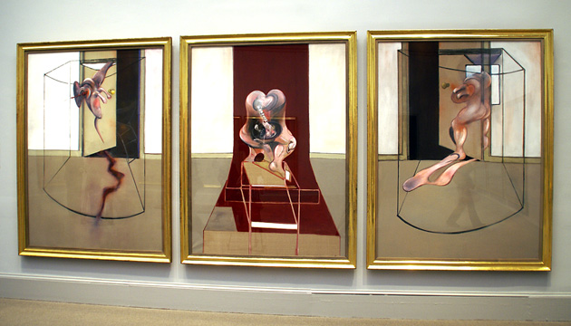 """Triptych - Inspired by the Oresteia of Aeschylus"""