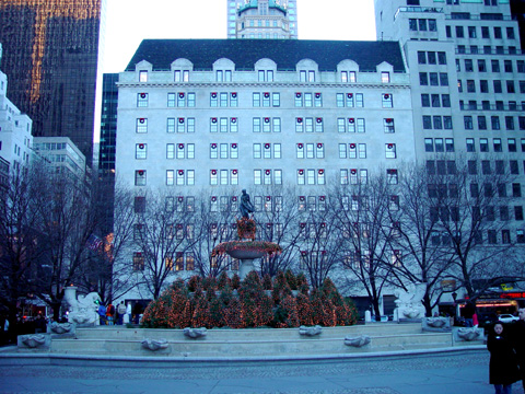 Bergdorf Goodman at Christmas, 2003