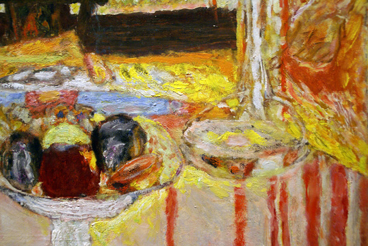 Art Museums Pierre Bonnard The Late Still Lifes And