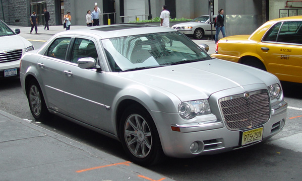 Chrysler 300 circa 2005