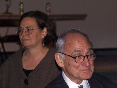 Rosemarie Ginevro and Robert A. M. Stern