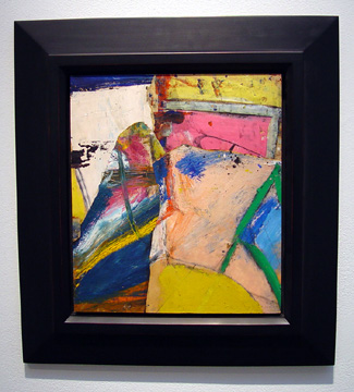 """Red Eye"" by de Kooning"