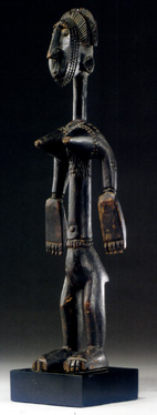 Female figure, Bamana