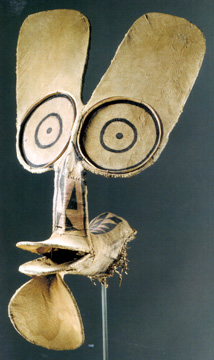 Mask, New Britian, Gazelle peninsula