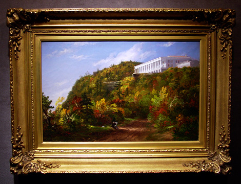 """Catskill Mountain House"" by Thomas Cole"