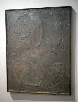 """Figure 3"" by Jasper Johns"