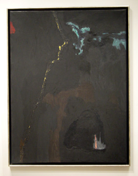 """1950-T"" by Clyfford Still"