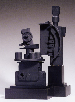 """Maquette for Monumental Sculpture XIV"" by Nevelson"
