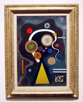 """Launischer Strich"" by Kandinsky"