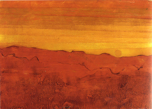 """Arizona Rouge"" by Max Ernst"