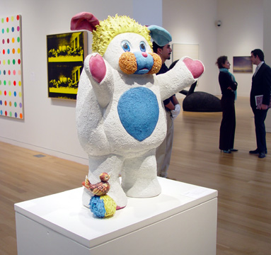"""Popples"" by Jeff Koons"