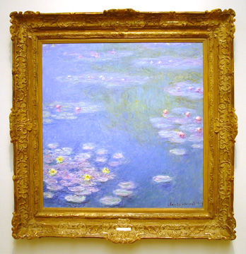 """Nympheas"" by Monet"