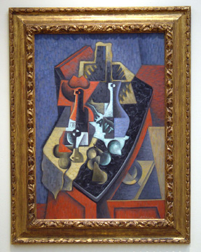 """Nature Morte aux Poires"" by Metzinger"
