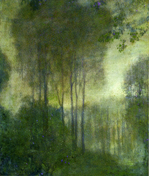 """Landscape in Moonlight"""