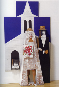"""The Wedding"" by Marisol Escobar"