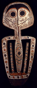 Ancestor Figure, New Guinea