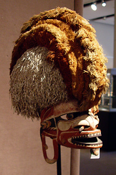Dance Headdress, New Ireland