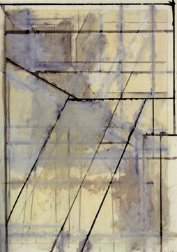 """Untitled (Ocean Park"" by Diebenkorn"