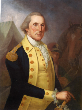 """George Washington"" by James Peale"