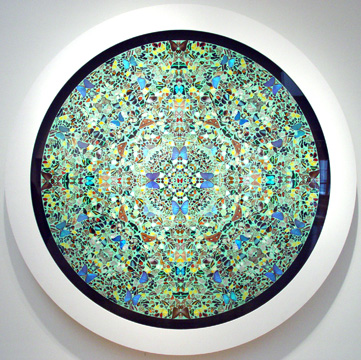 """The Most Beautiful Thing in the World"" by Hirst"