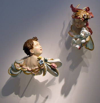 Cherubs by Koons