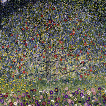 """Apple Tree I"" by Klimt"