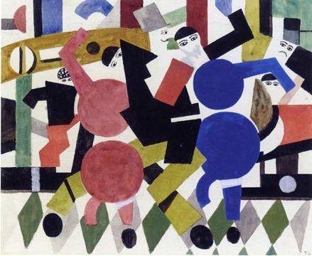 Study for a ballet set by Léger