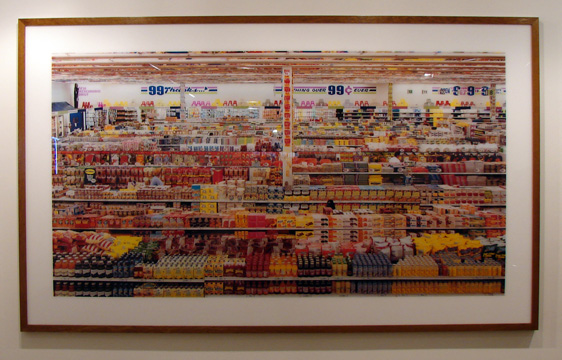 """99 Cent II"" by Gursky"