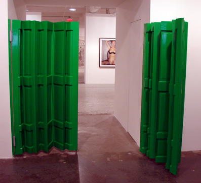 """Green Door"" by Lambie"