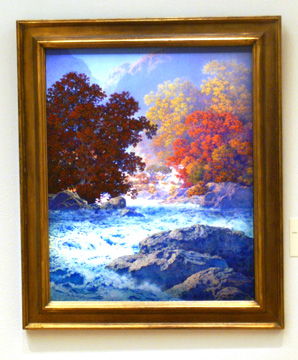 """Swiftwater (Misty Morn)"" by Parrish"
