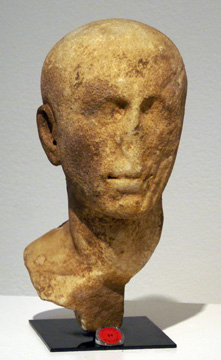Roman Imperial bust of a man