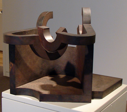 Untitled by Chillida