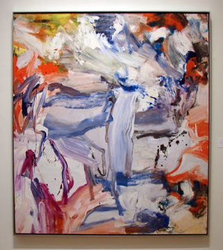 """Untitled XXX"" by de Kooning"