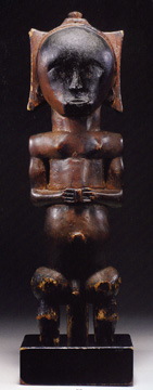Fang reliquary guardian figure