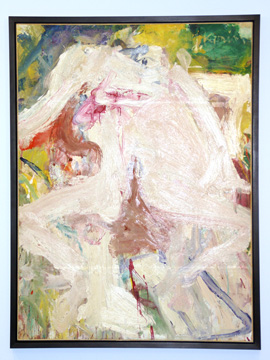 """Man"" by de Kooning"