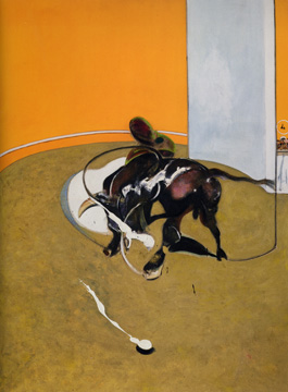 Study for Bullfight No. 1 by Bacon