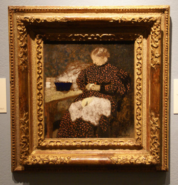 """Madame Vuilliard"" by Vuillard"