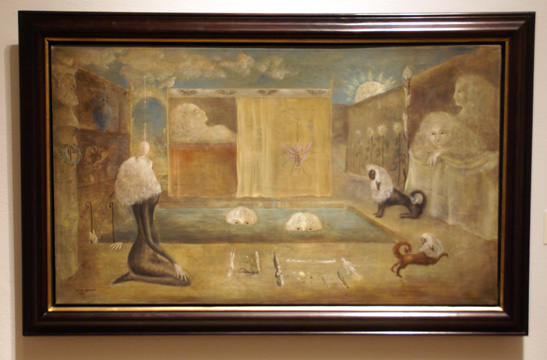 """El baño"" by Carrington"