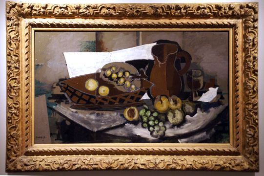 """Nature morte"" by Braque"