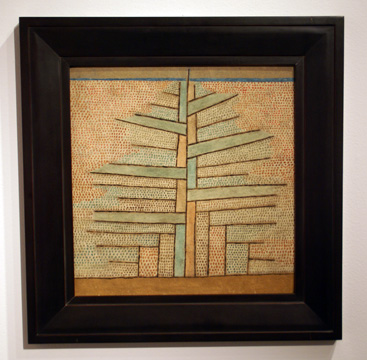 """Kiefer"" by Klee"